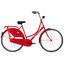 Hollandia Royal Dutch - Vélo de ville - rouge